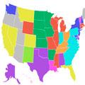 Штаты США